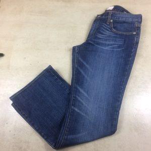Paper Cloth & Denim Bridgette Low Rise Boot Jeans